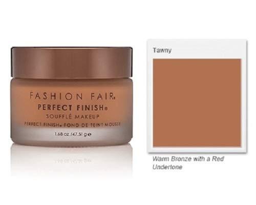 Fashion Fair Fragrance - Fashion Fair Oil-Free Perfect Finish Souffle Makeup - Tawny