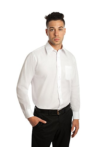 dress shirts with extra long sleeves - 7