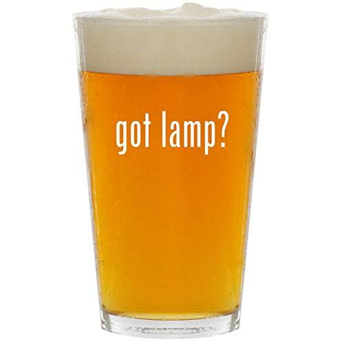 got lamp? - Glass 16oz Beer Pint