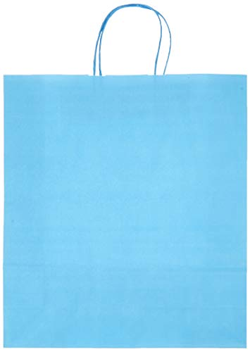 Rex SDF36Allegra Bag Paper, Plain, 36x 12x 41, Blue