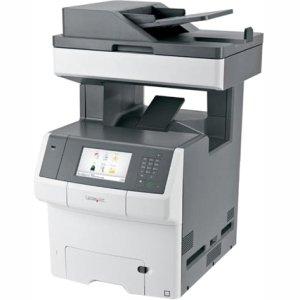 Lexmark 34TT000 X 746de Fax/Copier/Printer/Scanner