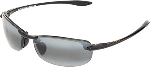 Maui Jim Reading Glasses Reading Glasses - Makaha Gloss Black Sunreader / Makaha Gloss - Sport Jim Maui Makaha
