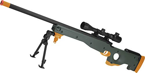 Evike AGM Type 96 Airsoft Bolt Action Sniper Rifle (Color: OD Green) ()