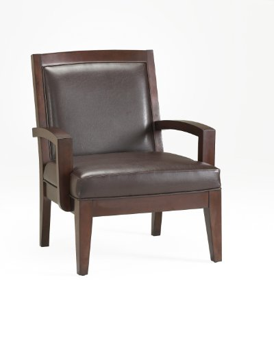 Comfort Pointe Fowler Accent Chair 442975, White