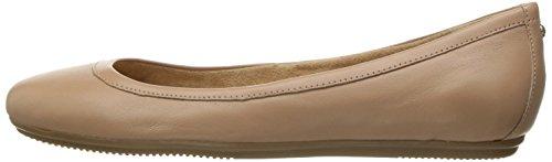 Mujeres Punta Brittany Chai Bajo Naturalizer Zapato Talla Metedera 9 Piel Cerrada De EqdnAAxw5z