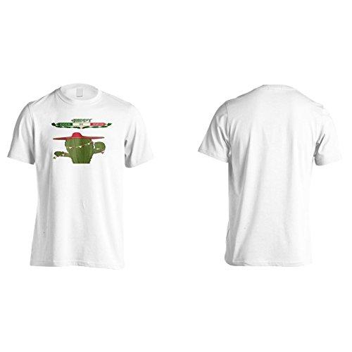 5. Mai Neuer Kaktus Herren T-Shirt l497m