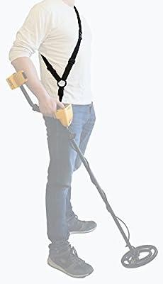 Arnés de alta calidad Porta detector de metales - también es apta para desbrozadoras corta setos y cortacésped