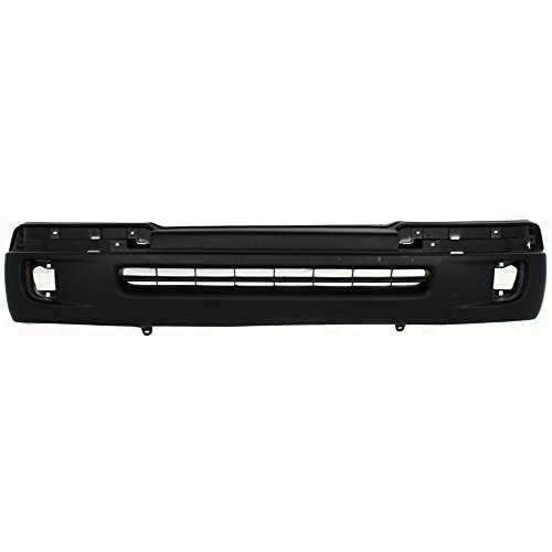 New Evan-Fischer EVA17872010337 Front BUMPER COVER Textured for 1998-2000 Toyota Tacoma