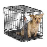 iCrates 18 X 12 Single Door w/divider panel by 1-800-petmeds offers