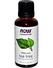 زيت شجرة الشاي النقي من ناو فودز، 30 مل