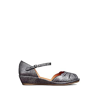 Gentle Souls Womens Lily Moon Lily Moon Grey Size: 5.5 US / 5.5 AU