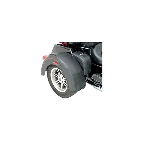 Saddlemen Rear Fender Bra Set 1414-0015 - Harley Paint Flame