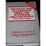 Financial and Accounting Guide for Nonprofit Organizations, William Warshauer, 0471871133