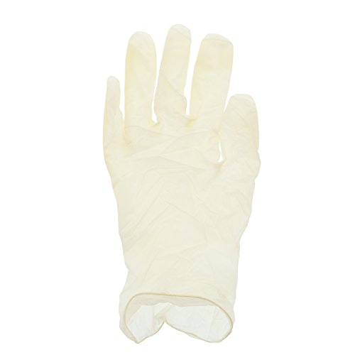 AmerCare Gladiator Synthetic Gloves, Powder Free, Large, Case of ()