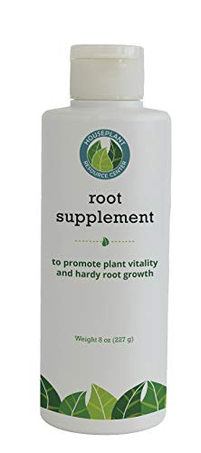 Root Rot Supplement by Houseplant Resource Center. Non-Chemical Fungicide for houseplant Care for Protecting Roots and preventing Diseases in Plants, Trees, Gardens. 8 Liquid Ounces.