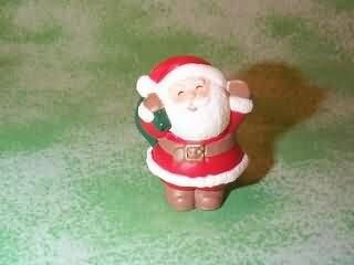 Hallmark Merry Miniature - Cute Santa