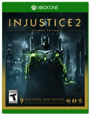 Injustice 2 Ultimate Edition - Xbox One (Superman Xbox One Game)