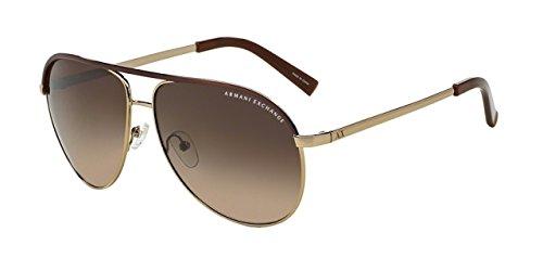 armani-exchange-metal-unisex-aviator-sunglasses-light-gold-dark-brown-61-mm