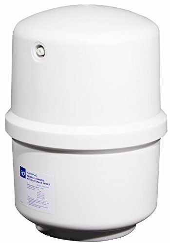 General Water Solutioin KEMFLO PRO4000 4.0-Gallon NSF Reverse Osmosis Plastic Storage Tank, Compatible with iSpring T40P (Osmosis 4000 Reverse)