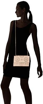 Ivanka Trump Mara Cocktail Bag-Nude Lasercut