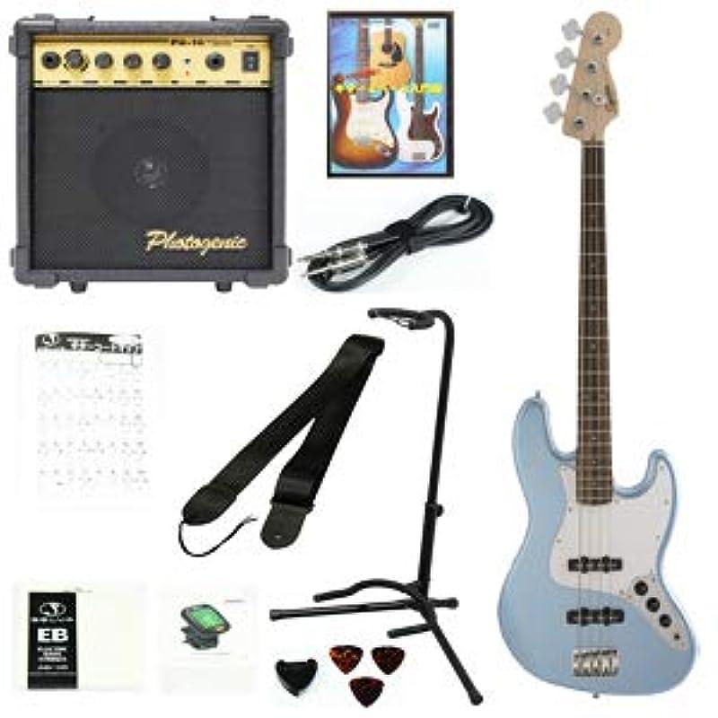 Fender Affinity Jazz Bass Laurel Fingerboard 초보입문세트