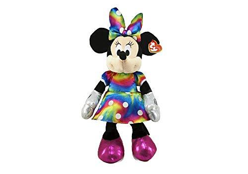 Minnie Mouse Rainbow Plush Toy (Large)