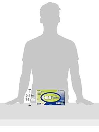 SHOWA N-Dex 7705PFT Accelerator-free Disposable Nitrile Glove Showa Best Glove Inc 7705PFTXS Powder Free Pack of 100 X-Small