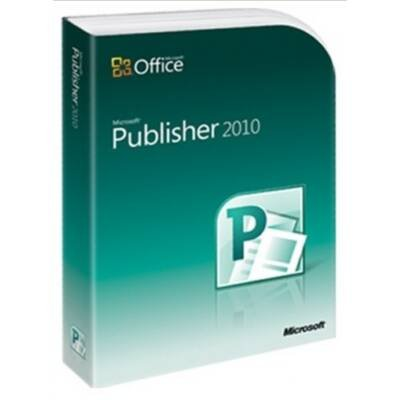 Microsoft Publisher 2010 Complete Publishing