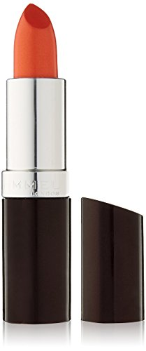 Rimmel London Lasting Finish Lipstick, Coral In Gold, 0.14 Ounce