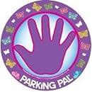 Parking Pal Car Magnet-Parking Lot Safety for Children (Butterfly)