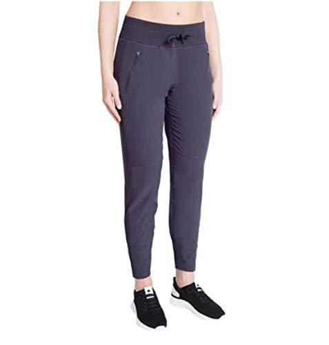 (Kirkland Signature Ladies' Woven Pant, Variety (M, Purple))