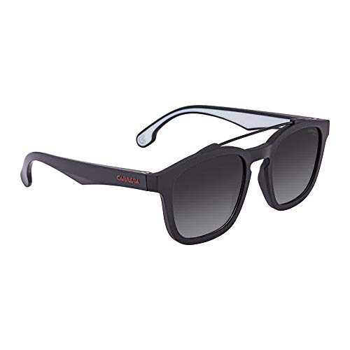 Carrera 1011/s Square Sunglasses, MTT BLACK, 52 ()
