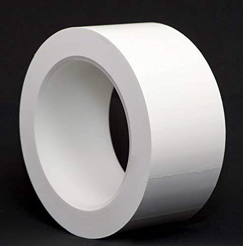 UltraTape Polyethylene Super-Tack Cleanroom Tape   1 Inch   White  1 Roll by StaticTek (Image #4)