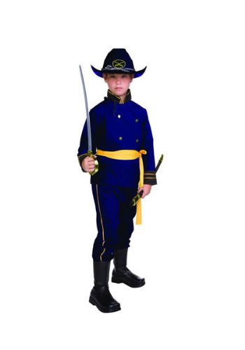 RG Co (Child Union Soldier Costumes)