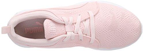Puma Unisex Volwassen Carson Runner Camo Mesh Eea Loopschoenen, Zwart, 40 Eu Pink (roze-witte Kornoelje 01)
