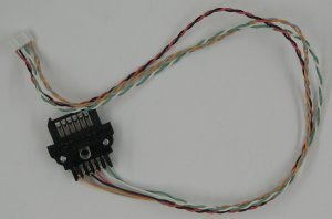 MN97T -N DELL Imaging Unit Smart Chip Contact With Cable B5460DN B5465DNF (Dell B5460, Dell B5465)