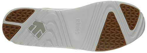 Gum Scout Herren Skateboardschuhe White Weiß Etnies 104 Z5XdwqI
