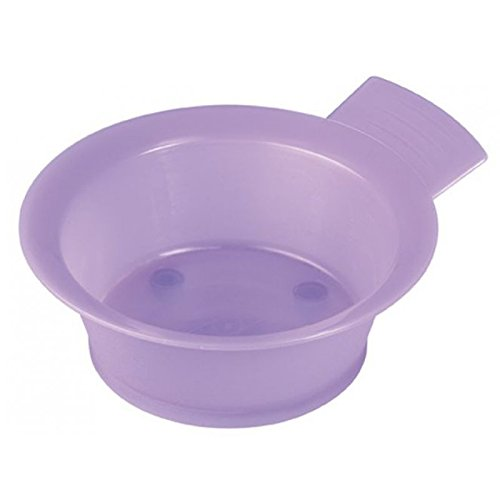 COMAIR Lilac/Transparent hairdressers tint bowl 3011699