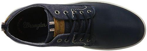 Wrangler Owen - Zapatillas Hombre azul (navy)