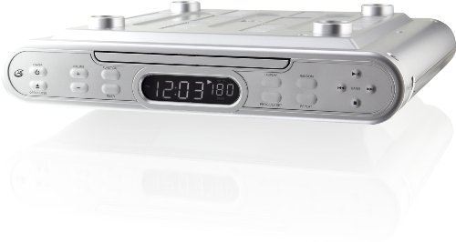 Amazon.com: GPX KC220S Under Counter CD/iPod Dock: Home Audio ...