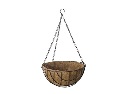 comprar cesta colgante de fibra de coco