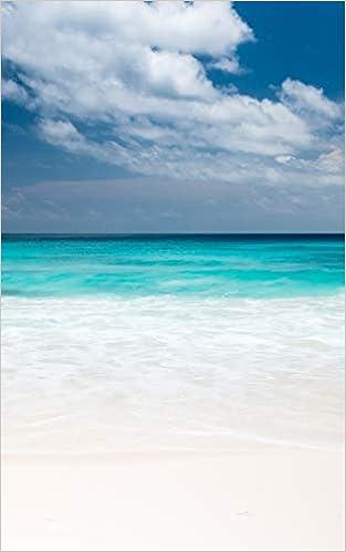 Notebook Seychelles East Africa Island 5 X 8 150 Ruled