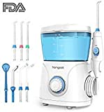 Best Oral Irrigators - Homgeek Upgrade Water Flosser, Oral Irrigator, Water Pick Review