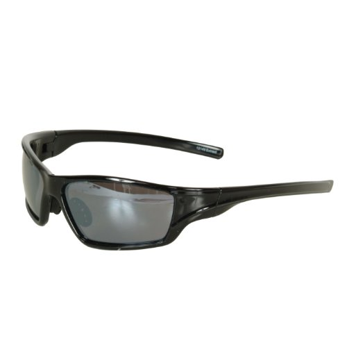 Tour de France Extract Sunglasses (Shiny Black , Universal - De France Sunglasses Tour
