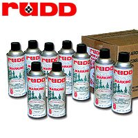 (RUDD Tree & Log Marking Paint Black (Case of)