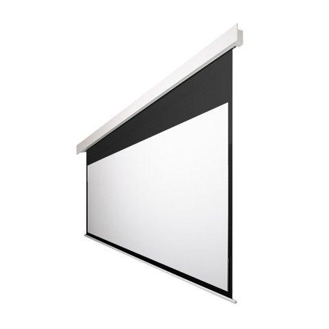 OS オーエス110型電動スクリーン SEP-110HM-MRW3-WF302(白パネル) B01B1DV1VQ