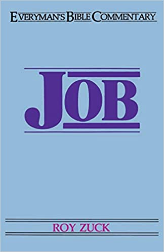 Job- Everyman's Bible Commentary (Everyman's Bible Commentaries)