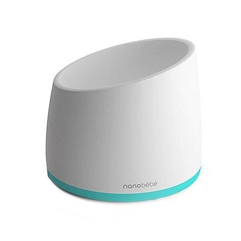 Nanobebe Smart Warming Bowl in Teal