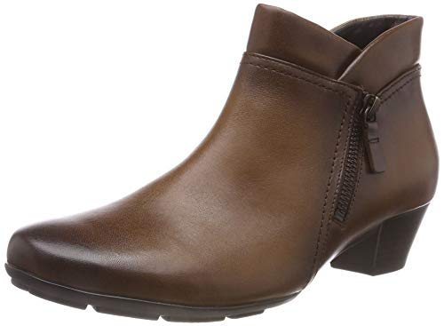 Basic Gabor Marrón Sattel para Effekt Botines 22 Mujer Shoes qqwxCg5f