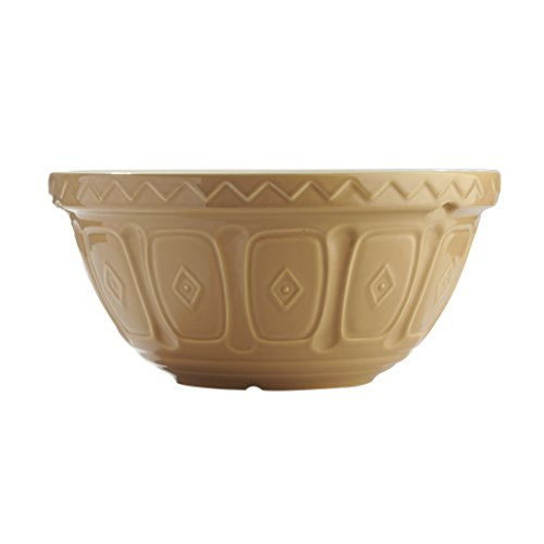Mason Cash Cane Mixing Bowl, 4.25-Quart by Mason Cash